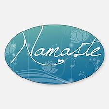 Namaste Pillow Case Decal