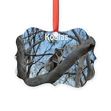 Koala Cover Ornament