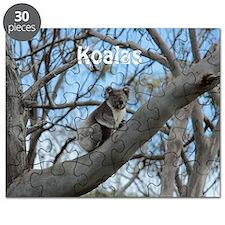 Koala Cover Puzzle