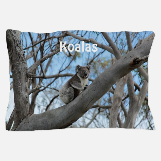 Koala Cover Pillow Case