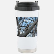 Koala Cover Stainless Steel Travel Mug