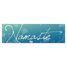 Namaste Stein Bumper Sticker