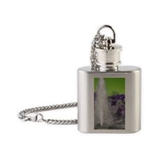 Funk Fountain Flask Necklace