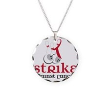 Strike Against Cancer Necklace