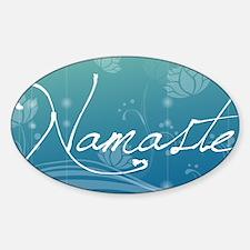 Namaste Power Bank Decal