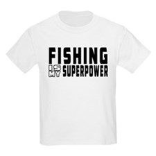 Fishing Is My Superpower T-Shirt