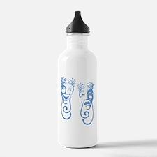 janus-2-blu-T Water Bottle