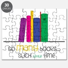 So Many Books Puzzle