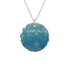 Namaste Queen Duvet Necklace