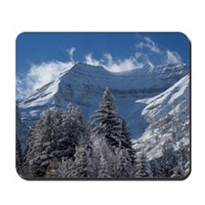 Beautiful Mountain Scene Mousepad