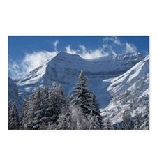 Beautiful Mountain Scene Postcards (Package of 8)