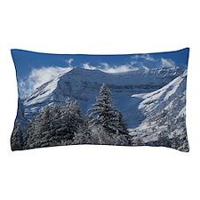 Beautiful Mountain Scene Pillow Case