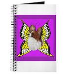 Colorful Papillion Journal