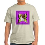 Colorful Papillion Light T-Shirt