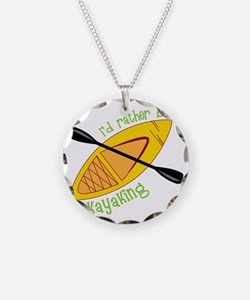 Kayaking Necklace