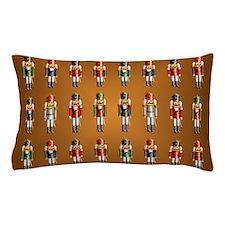 Nutcracker Rug Pillow Case