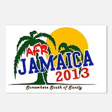 AFR 2013 Trip logo Postcards (Package of 8)