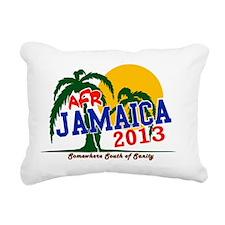 AFR 2013 Trip logo Rectangular Canvas Pillow