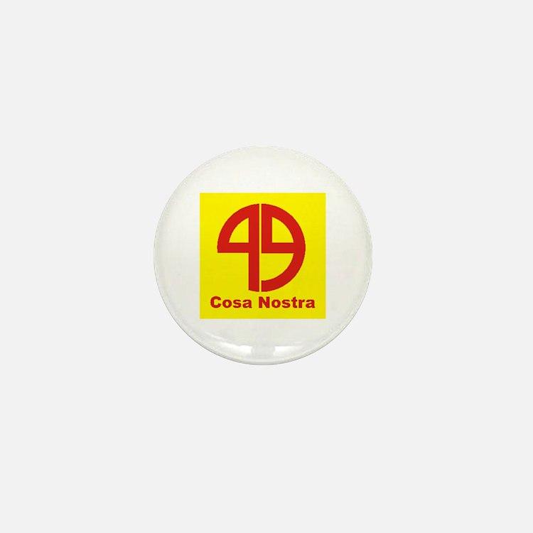 SYMBOL - COSA NOSTRA Mini Button