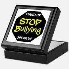 stop bullying Keepsake Box
