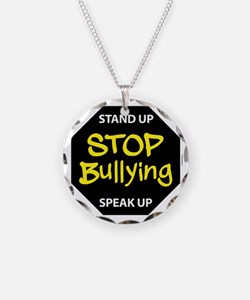 stop bullying Necklace