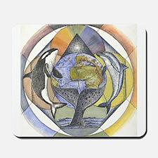 Sacred Geometry Art Mousepad