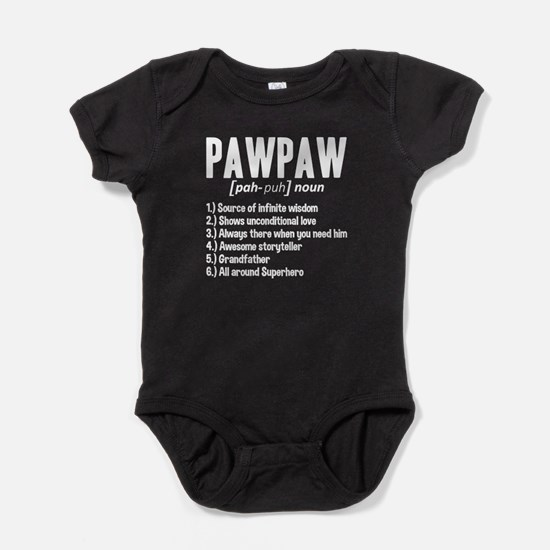 Pawpaw Noun Definition Shirt Body Suit