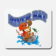 RIVER RAT Mousepad