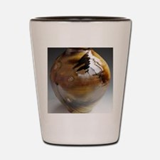 Todds Wood-fired Vase Shot Glass