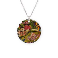 Crazy Quilters Necklace