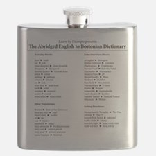 Boston-English Dictionary Flask