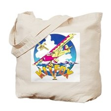 KIT FOX SPEEDSTER Tote Bag