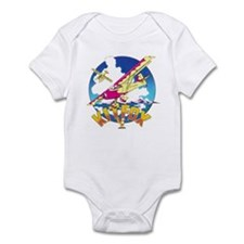 KIT FOX SPEEDSTER Infant Bodysuit