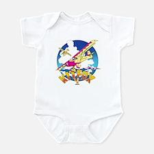 KIT FOX SPEEDSTER Infant Bodysuit