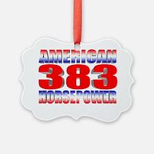 American Horsepower 383 Stroker Ornament