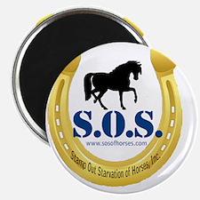 SOS Logo Magnet