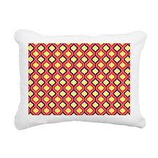 Royal Sunset #2 Rectangular Canvas Pillow