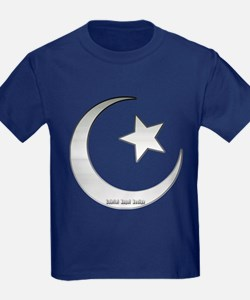 Silver Star and Crescent T