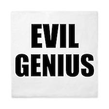 Evil Genius Queen Duvet