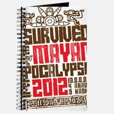 I Survived the Mayan Apocalypse 2012 Journal