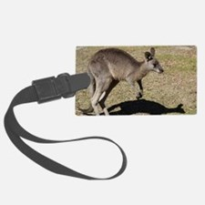 Kangaroo1 Luggage Tag