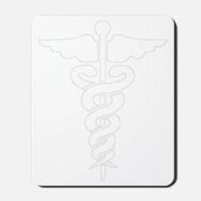 Medical Symbols Mousepad