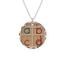Mobile Montessori - Movable  Necklace