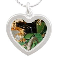 1909 Classic Convertible Silver Heart Necklace