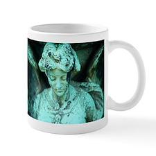 Verdigris Angel Mug
