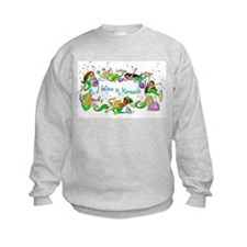 I Believe In Mermaids Sweatshirt