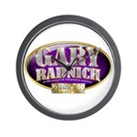 Gary Radnich Wall Clock