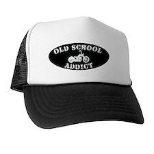 Old school addict Trucker Hat