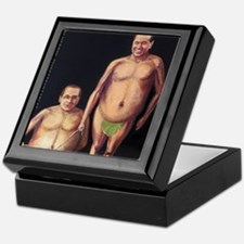 Silvio Berlusconi Keepsake Box