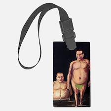 Silvio Berlusconi Luggage Tag